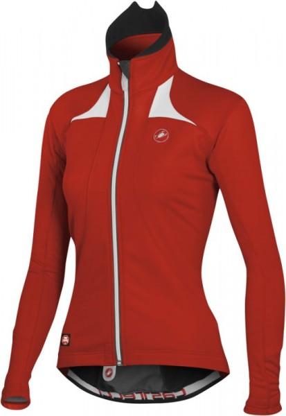 Castelli Invidia W Jacket Rot
