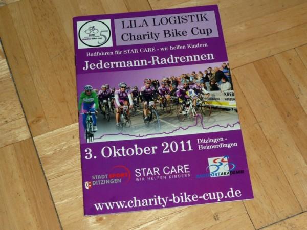 Charity Bike Cup 2011 Ditzingen-Heimerdingen