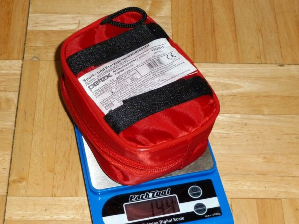 Erste Hilfe Set Gewicht