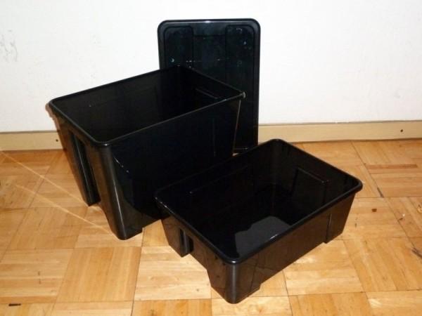 Ikea Boxen Samla