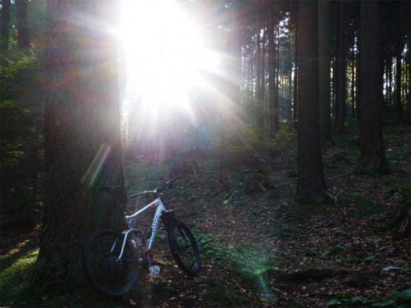 Mountainbiketour im Taunus