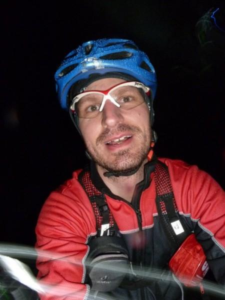 Nico Boldt beim Night Rider