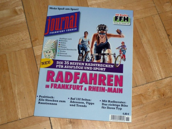Journal Frankfurt - Radfahren in Frankfurt & Rhein-Main