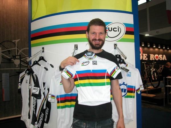 Nico Boldt war für Fahrrad-und-Zubehoer.de auf der Eurobike 2012